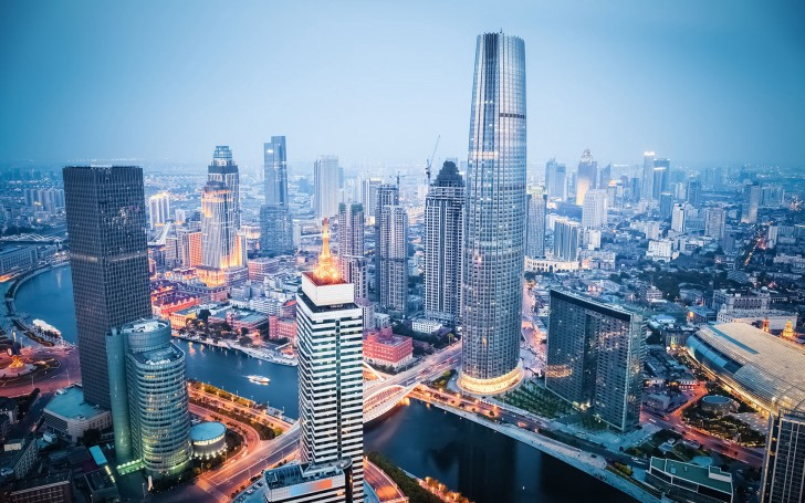 Government of Tianjin, China invests in the Advanced