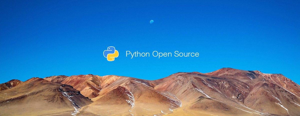 Python Open Source of the Month (v.Aug 2018)