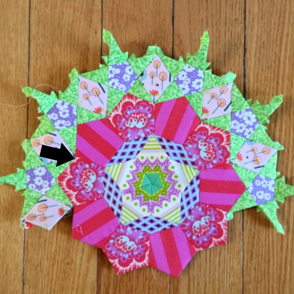 LA PASSACAGLIA QUILT: FIRST STEPS FOR GETTING STARTED