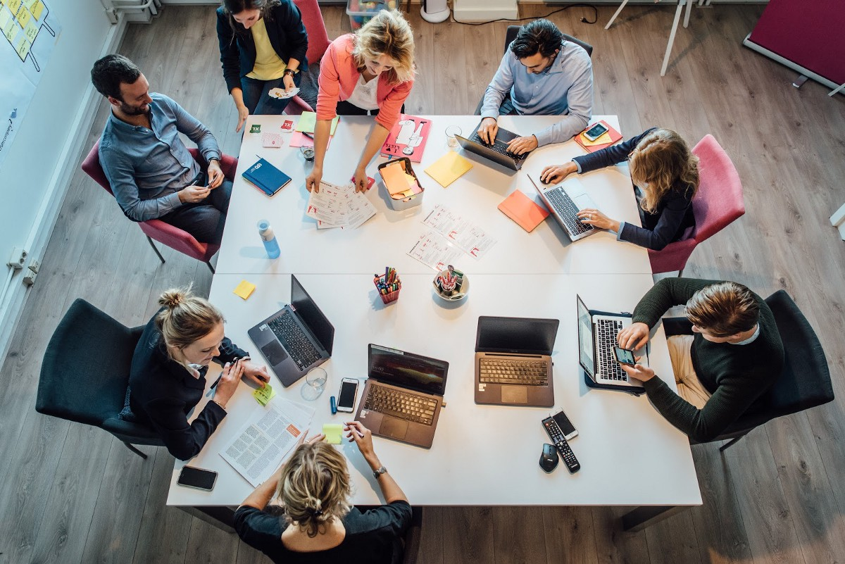 From project teams to stable agile teams
