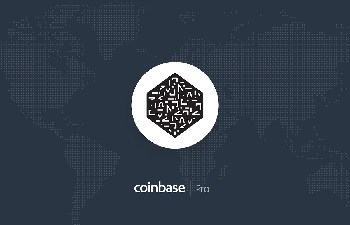 Numeraire (NMR) is launching on Coinbase Pro