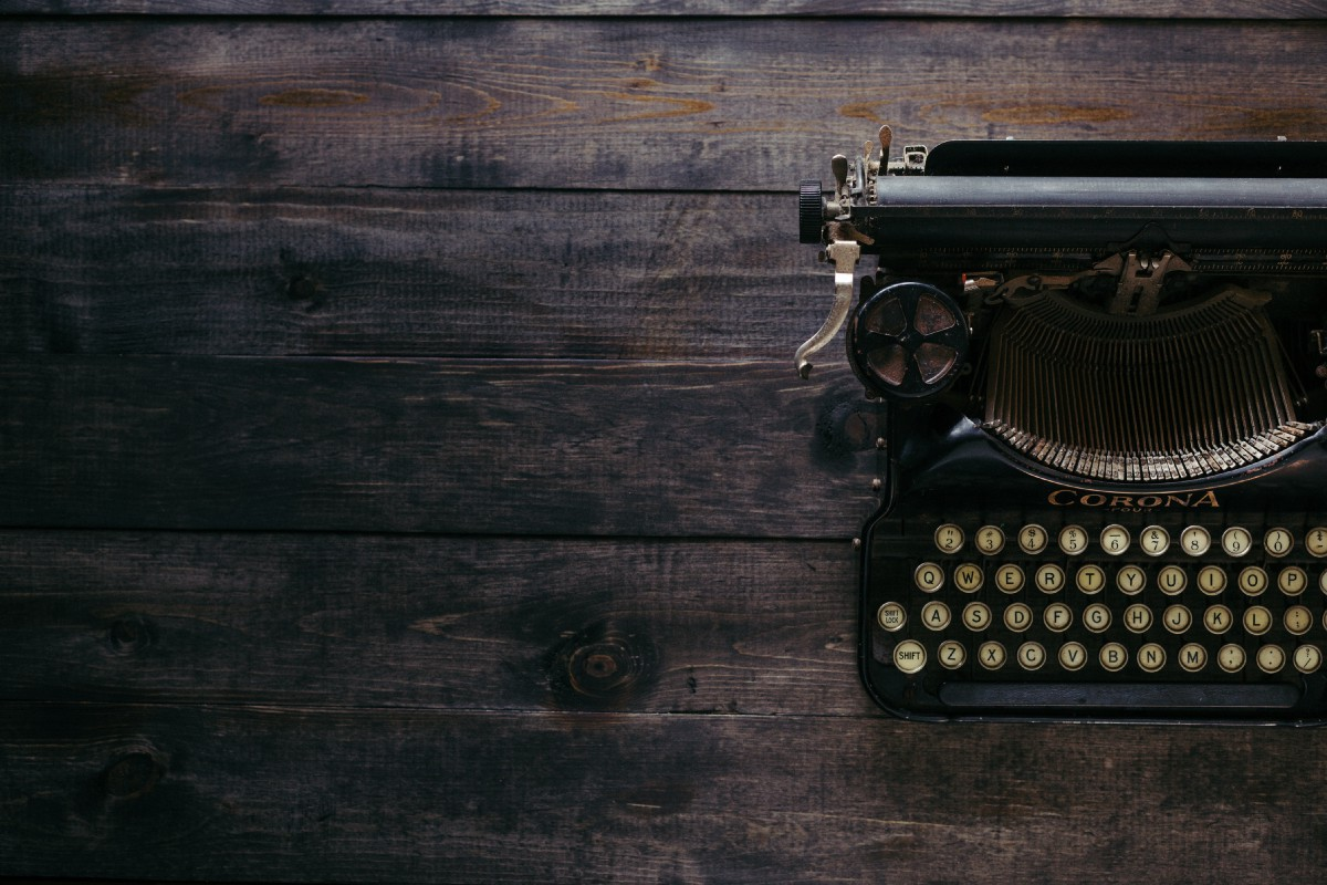 Writing—The Antidote to Anxiety