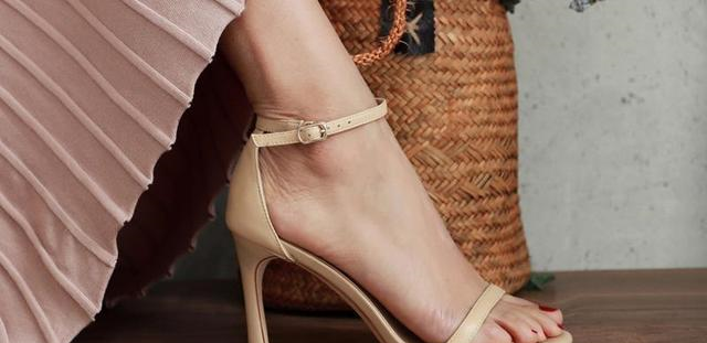 Jade Are High Sandals — Heel Beautiful Thin Feet Slim And oeBrCxd