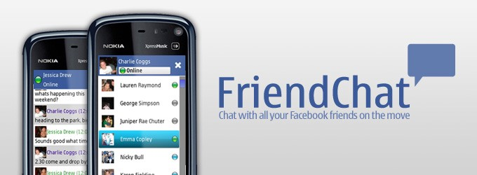 Facebook Friend Chat — Symbian App #Symbian #Facebook #Chat #Apps #Chat