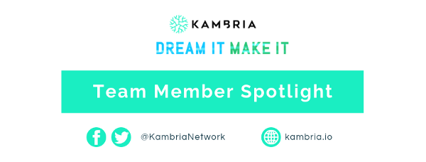 Kambria Team Member Spotlight with Dr  Minh Nguyen - Kambria