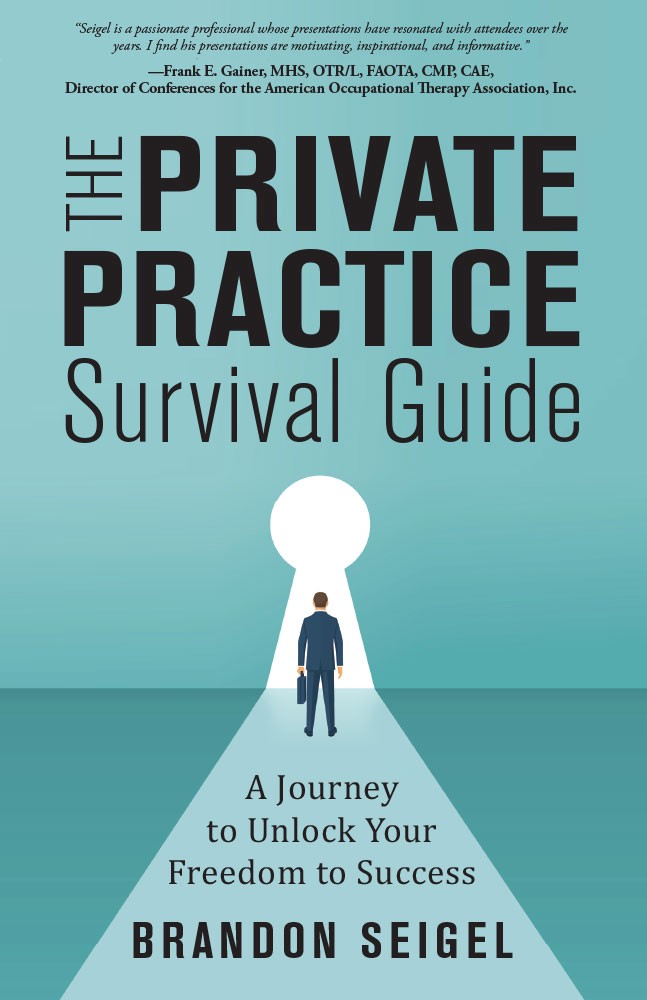"""BOOK REVIEW: """"Private Practice Survival Guide: A Journey to"""