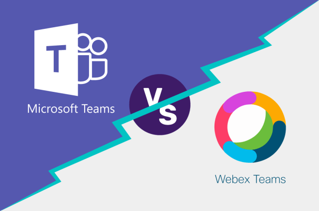 Why compare Microsoft Teams vs Cisco Webex Teams when you can have both?