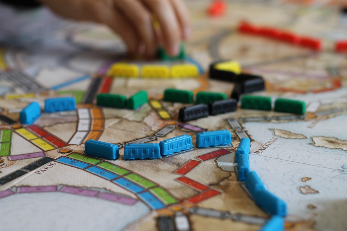 Playing Ticket-to-Ride like a computer programmer