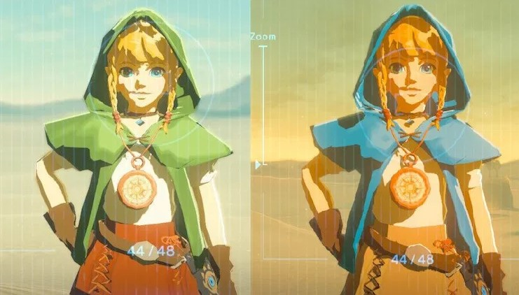 Is it possible to play Linkle on BOTW for free with SX Pro/OS?