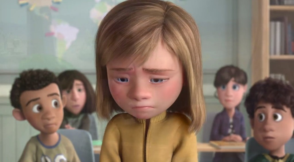 Movie Analysis Inside Out Characters By Scott Myers Go Into The Story