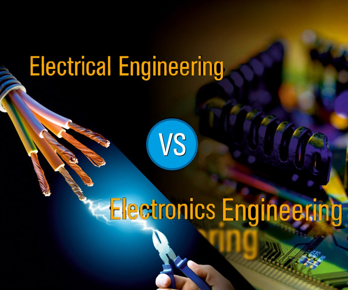 Main Difference Between Electrical Electronics Engineering By Arya College Medium