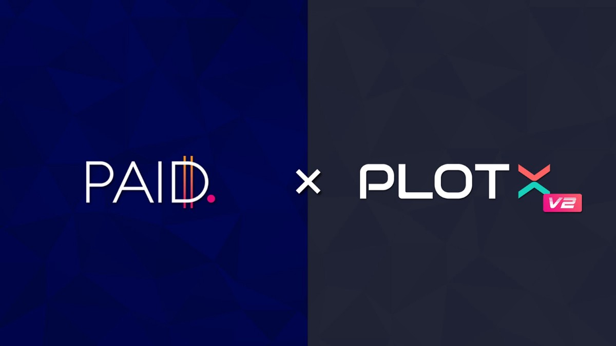 Paid Network Partners with PlotX