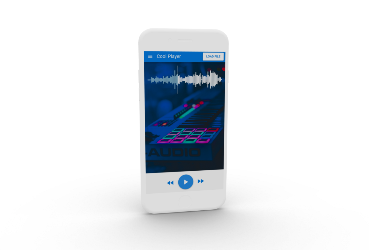 How to build a SoundCloud-like audio player app with VueJS, Quasar and WaveSurfer