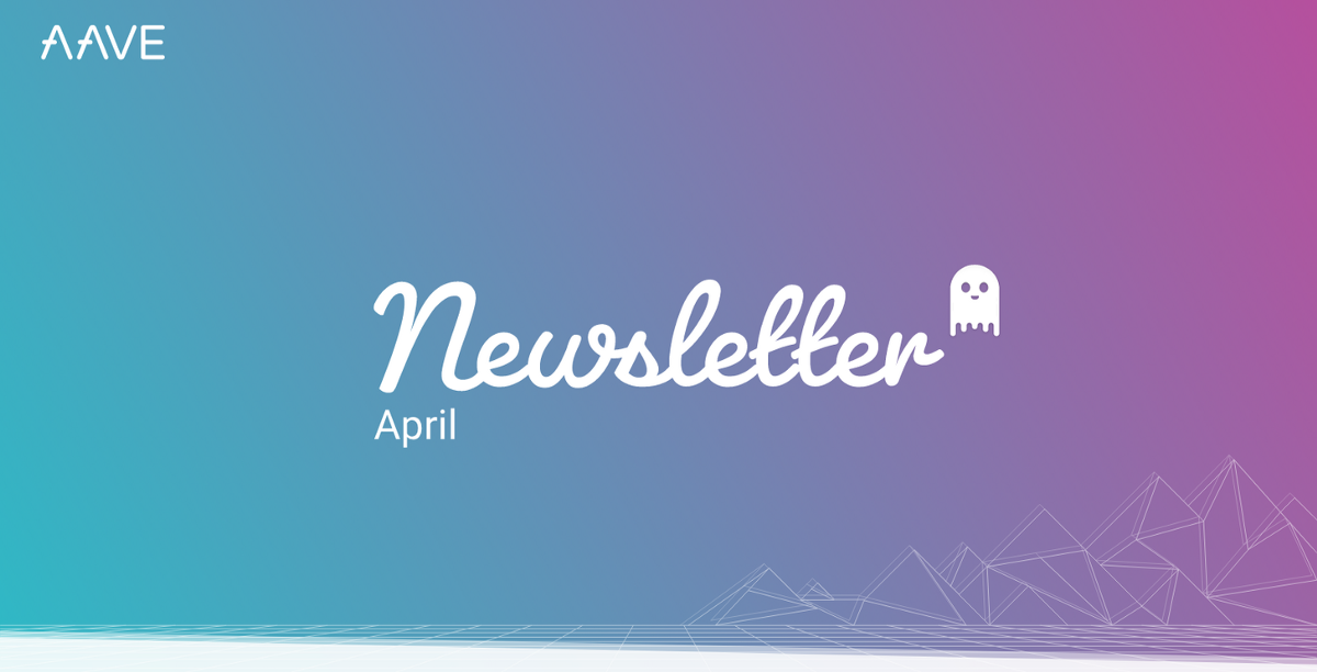 April Update: Record growth, liquidity incentives, and governance power distribution