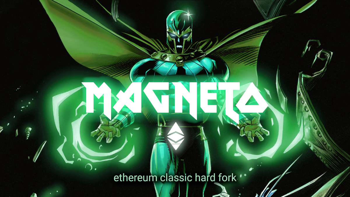Ethereum Classic development teams are undergoing work in preparation for the Magneto network upgrade. Magneto will be inclusive of the Ethereum Berli