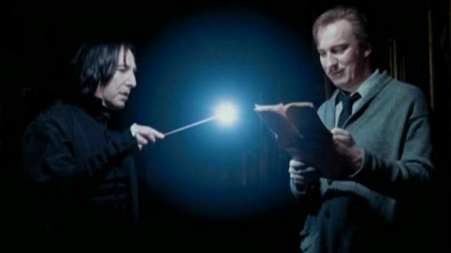 Sexy Snape In Love: Five Secondary Characters Who Dominate 'Harry