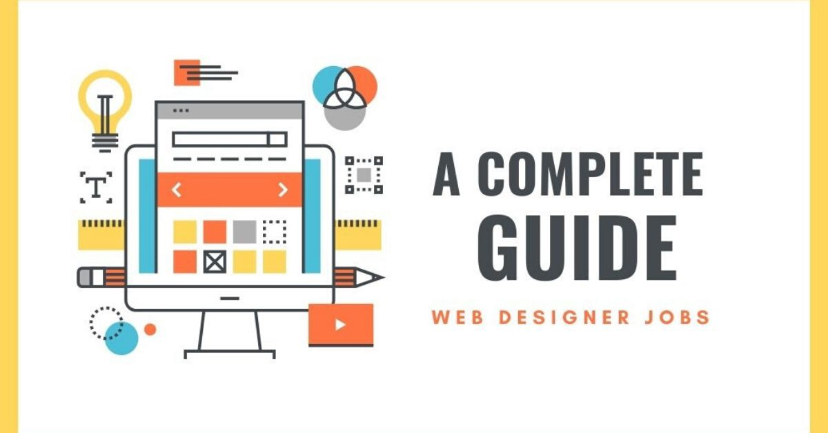 How To Get Web Designer Jobs A Complete Guide By Online Tutors Helpline Dev Genius Jul 2020 Medium
