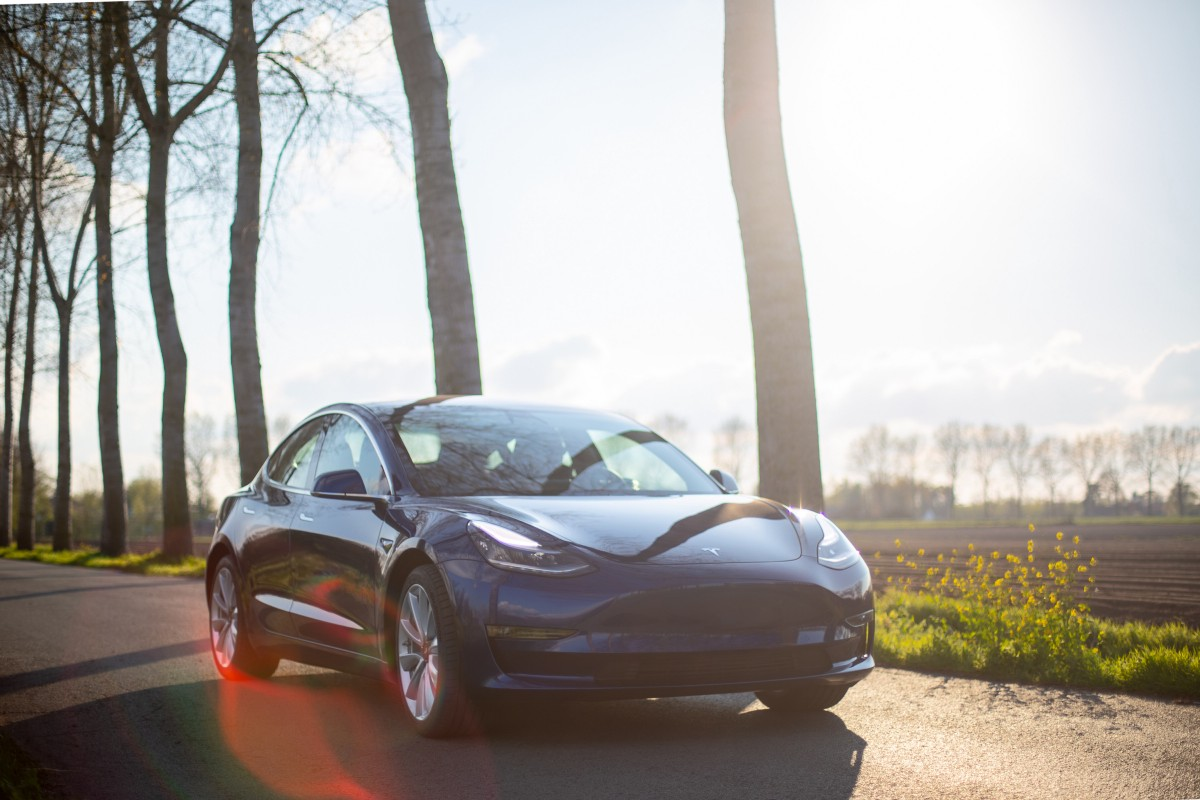 The exponential adoption of Tesla in the Netherlands