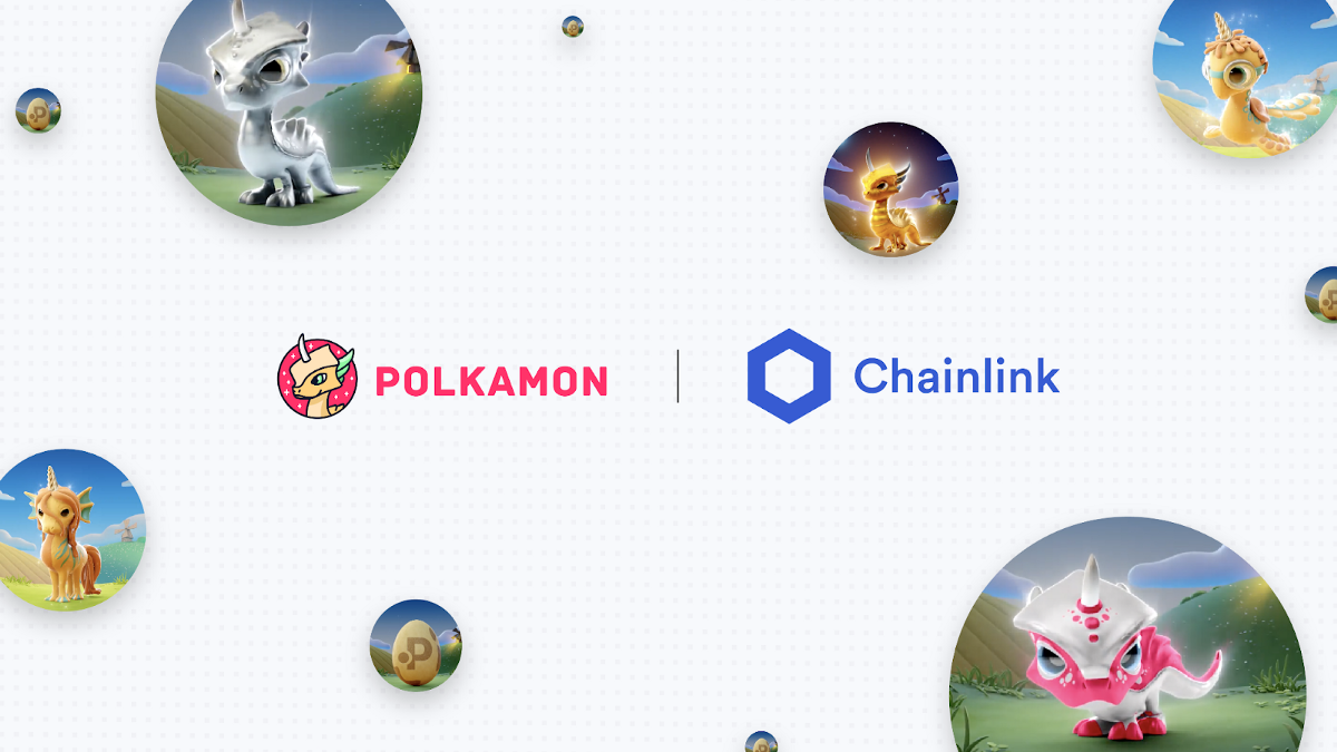 Polkamon Sets Record for Chainlink VRF Calls in Booster Pack Release Event