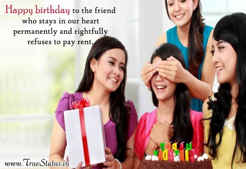 Happy Birthday Quotes For Friends - Alisha Shinoy - Medium