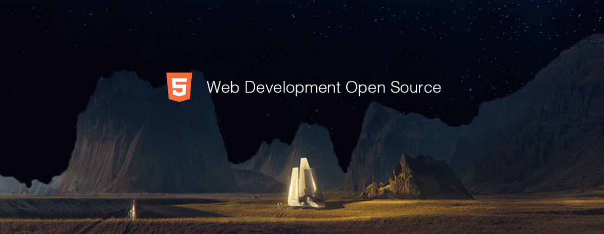 Web Development Top 10 Open Source (v.Feb 2018)