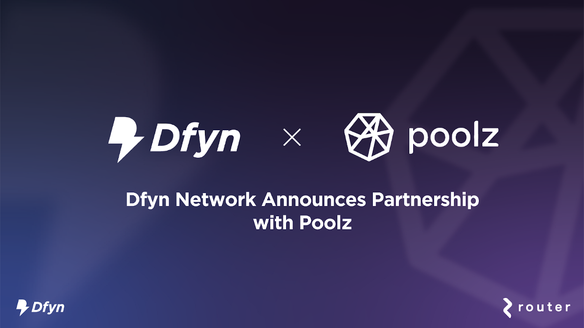 Poo Announces Partnership with Poolz