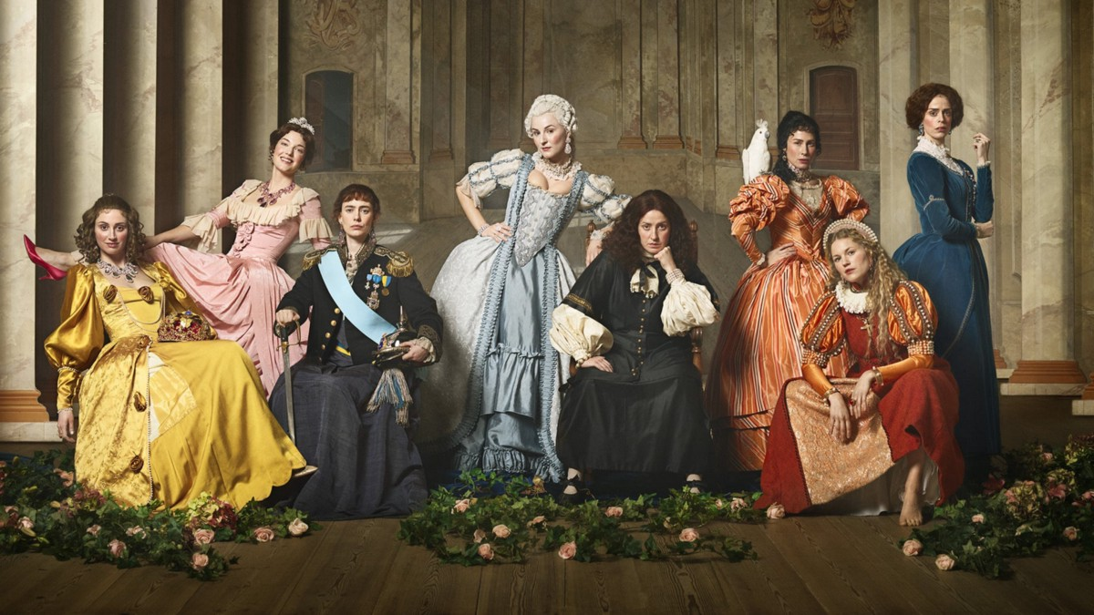 Capitulo 7 The Queens Of Sweden Temporada 1 Episodio 7 Espanol Completo By Abongopi Medium