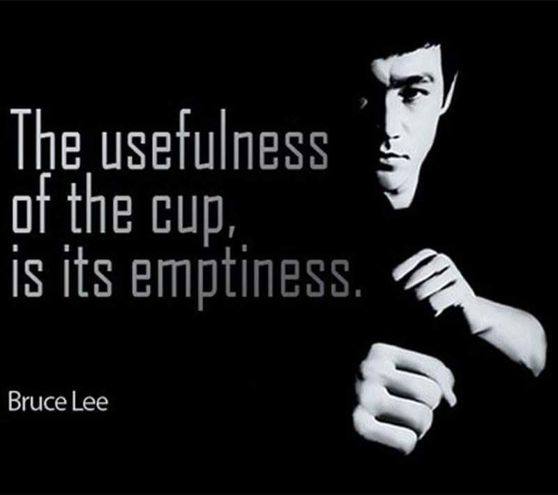 CHINESE FABLE ON BEGINNERS MINDSET — EMPTY YOUR CUP TO LEARN