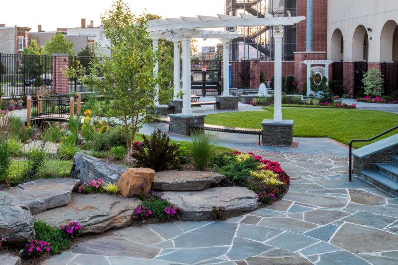 Finding The Right Commercial Landscape Design For Your Business