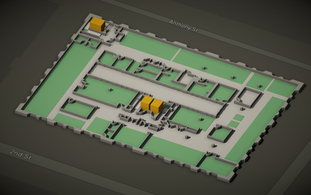 Indoor mapping in Unity - Points of interest
