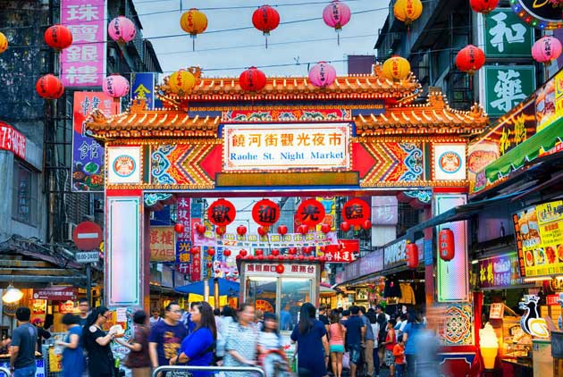 A Guide To Taipei S Michelin Worthy Night Markets By Commonwealth Magazine Commonwealth X Crossing Medium