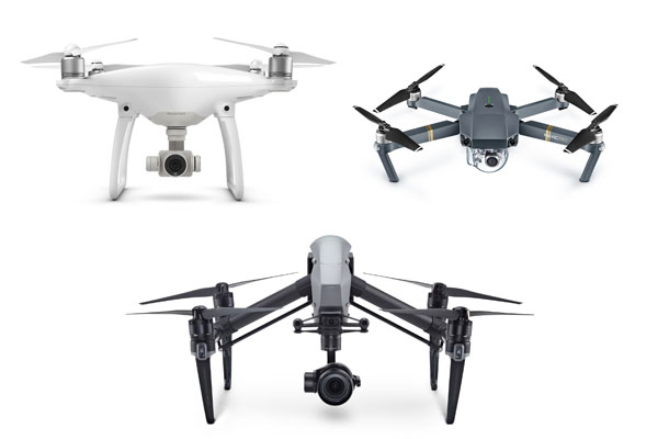 Choosing the Right Mapping Drone for Your Business Part I: Multi