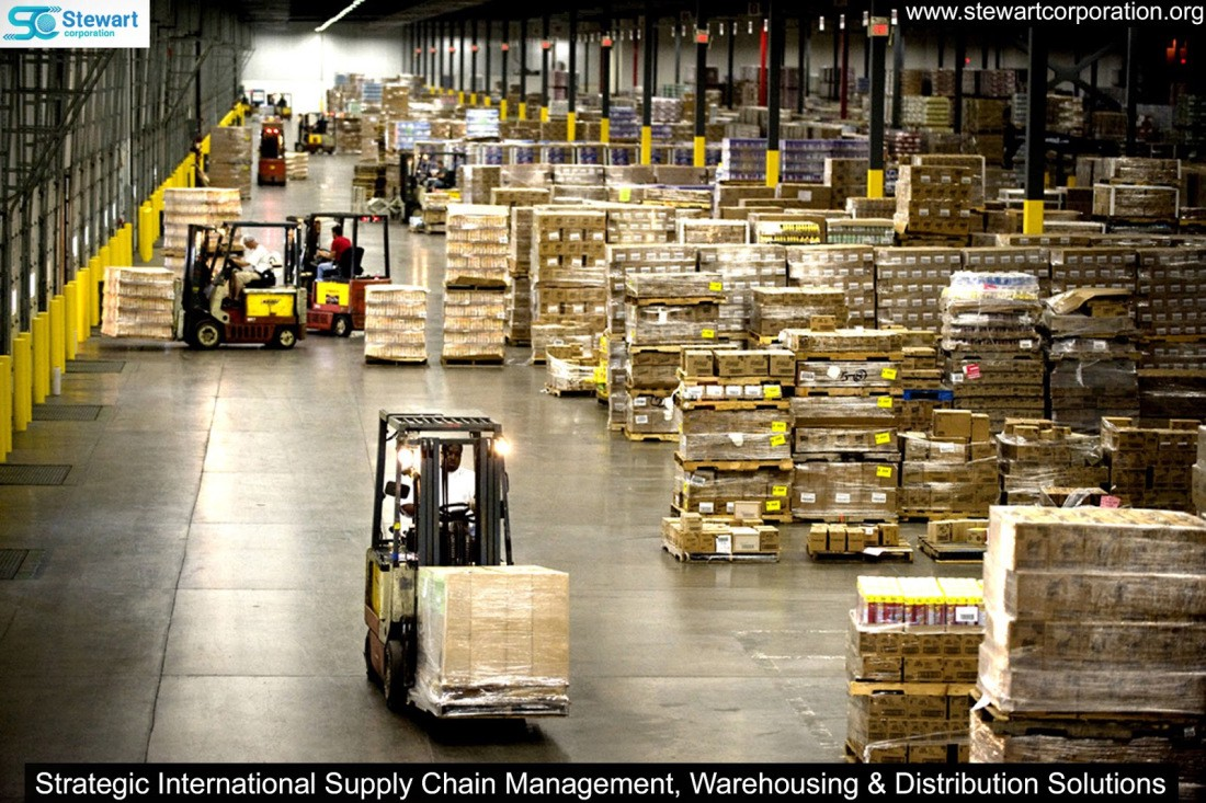 Strategic International Supply Chain Management, Warehousing