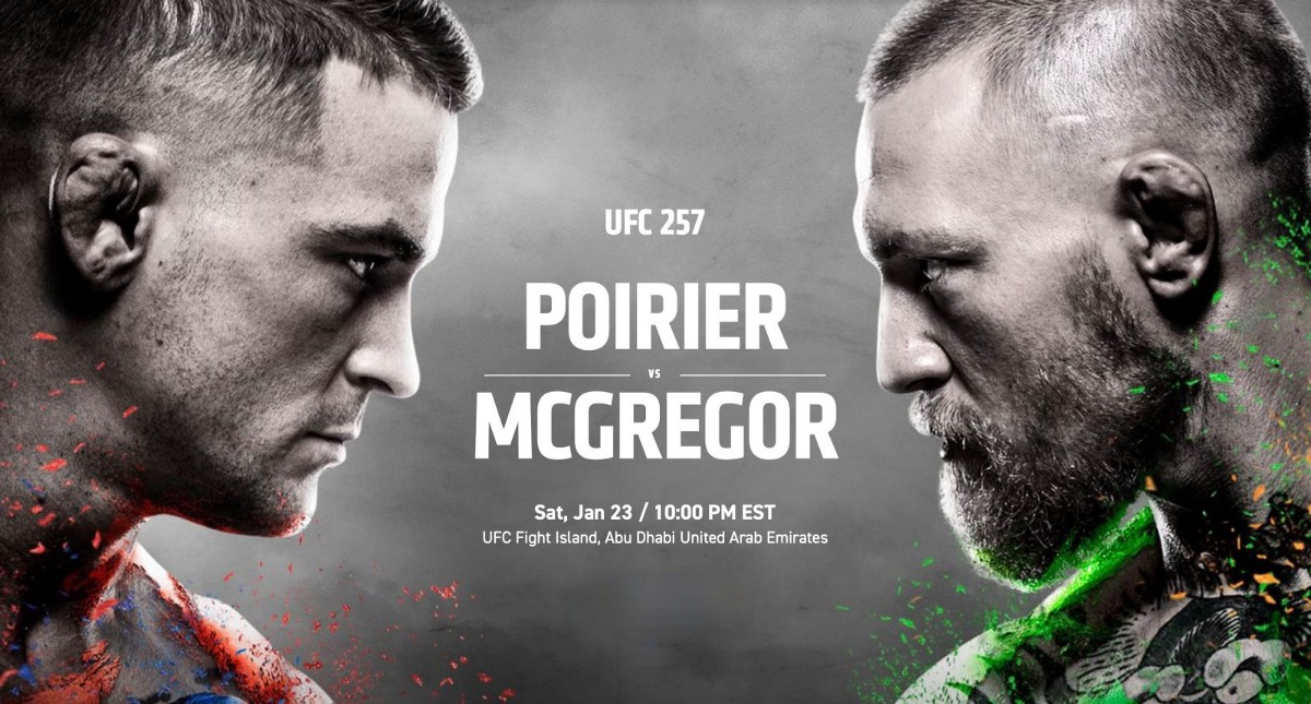 EXCLUSIVE — (Poirier vs McGregor 2) - STREAMING (1080pHD) | REGARDER — Poirier vs McGregor 2 (UFC 257)