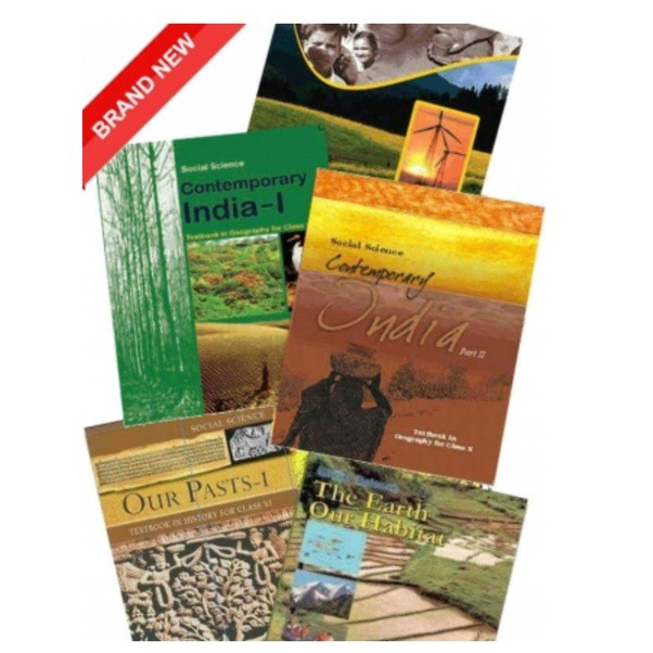 What are the NCERT books to be read for UPSC? - MyPustak  com - Medium