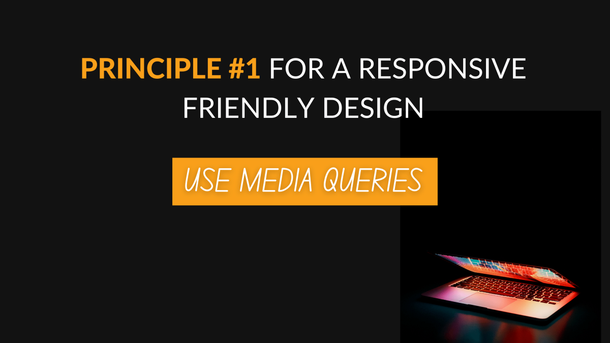 Principle #1 for a Responsive Friendly Design | by FAM | Jul, 2021 | Level Up Coding