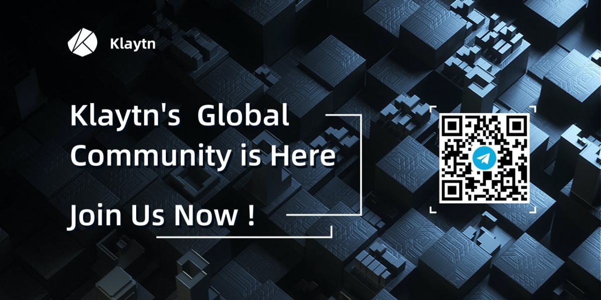 Klaytn Launches its Official Telegram Channel to Reach the Global Community