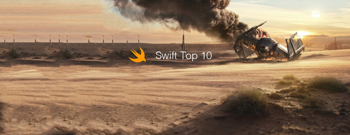 Swift Top 10 Articles for the Past Month (v.Apr 2018)