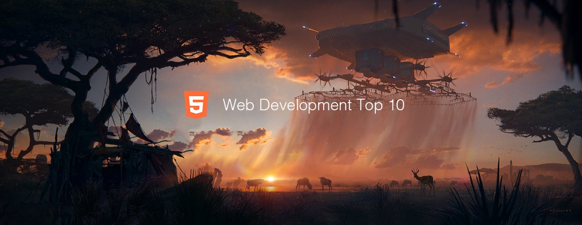 Web Development Top 10 Articles for the Past Month (v.Sep 2018)