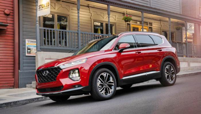 2020 Hyundai Santa Fe Release Date And Price Leaked