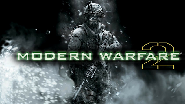 call of duty mw2 download size