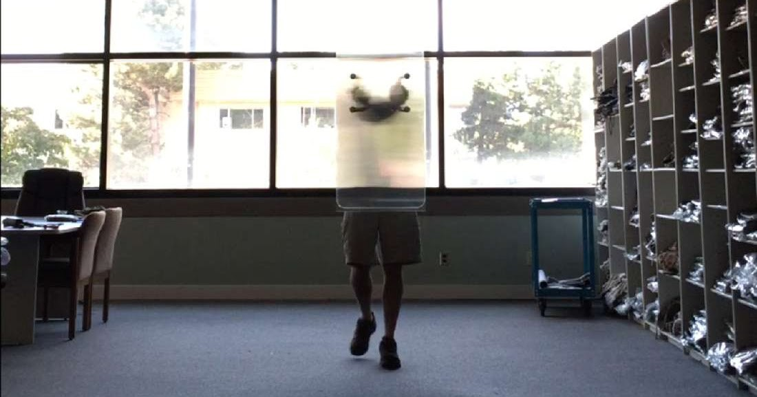 An Invisibility Cloak designed by a Canadian company