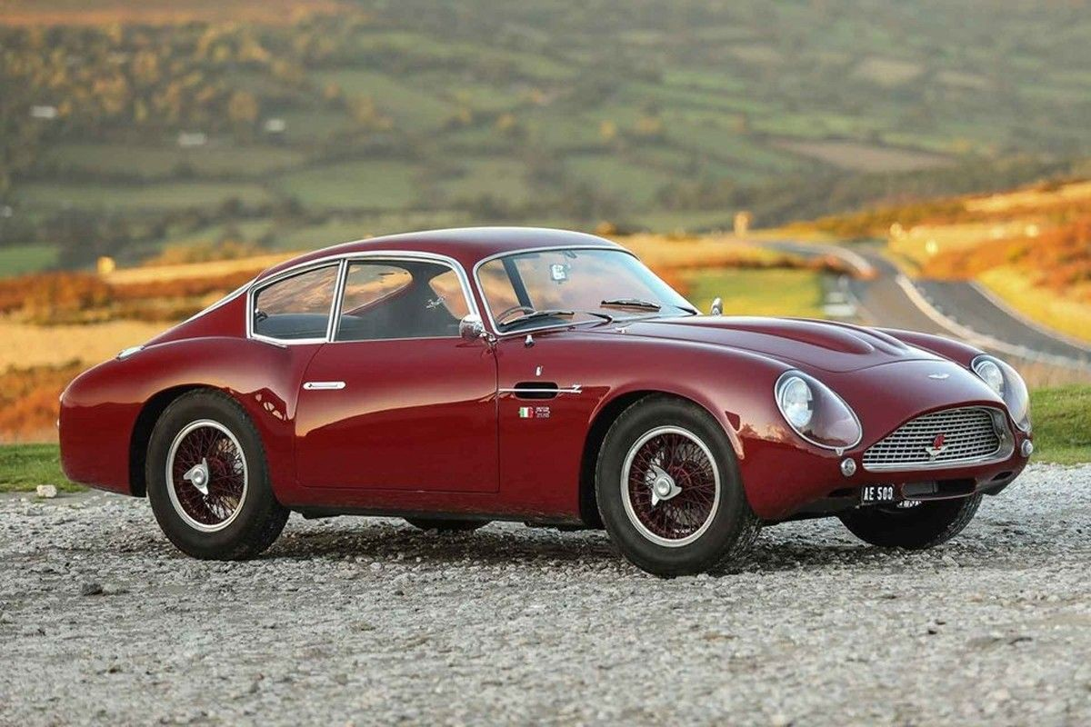 Original 1961 Aston Martin Db4 Gt Zagato Expected To Sell For 9 1m By Sam Maven Motorious Medium