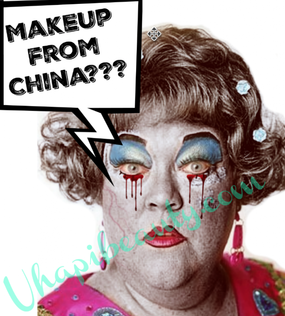 Makeup Made in China - Uhapi Beauty - Medium