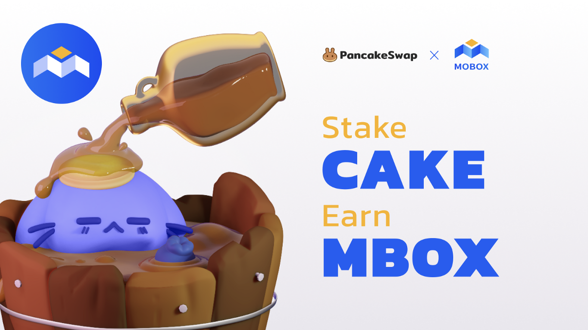 PancakeSwap Welcomes Mobox to Syrup Pool!