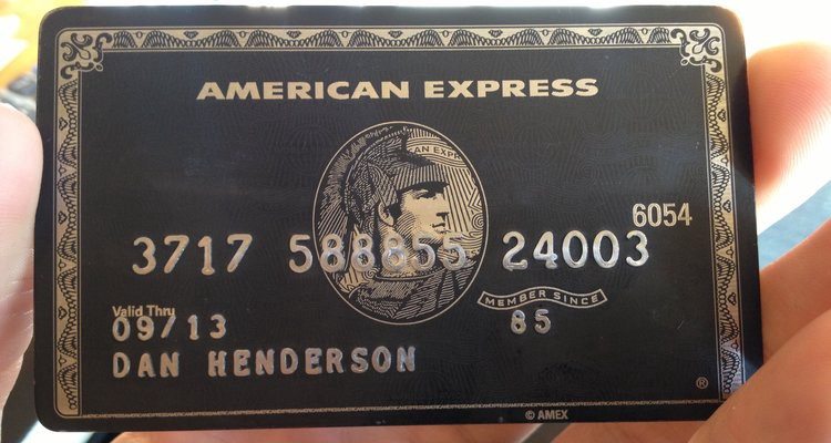 American Express Card >> American Express Black Card What Is This Secret Card