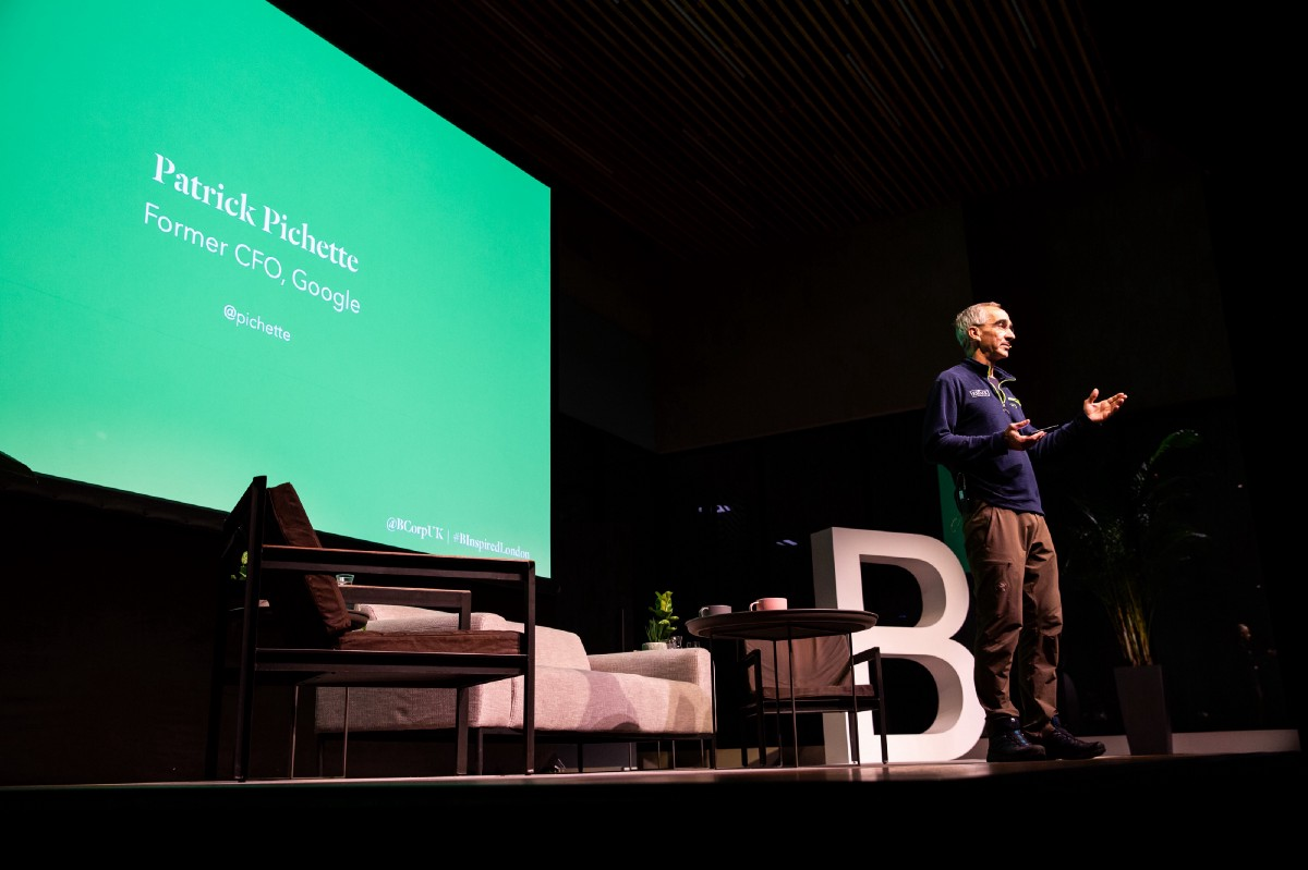 B Inspired: Shaping the Future Through Corporate Structure and Individual Action