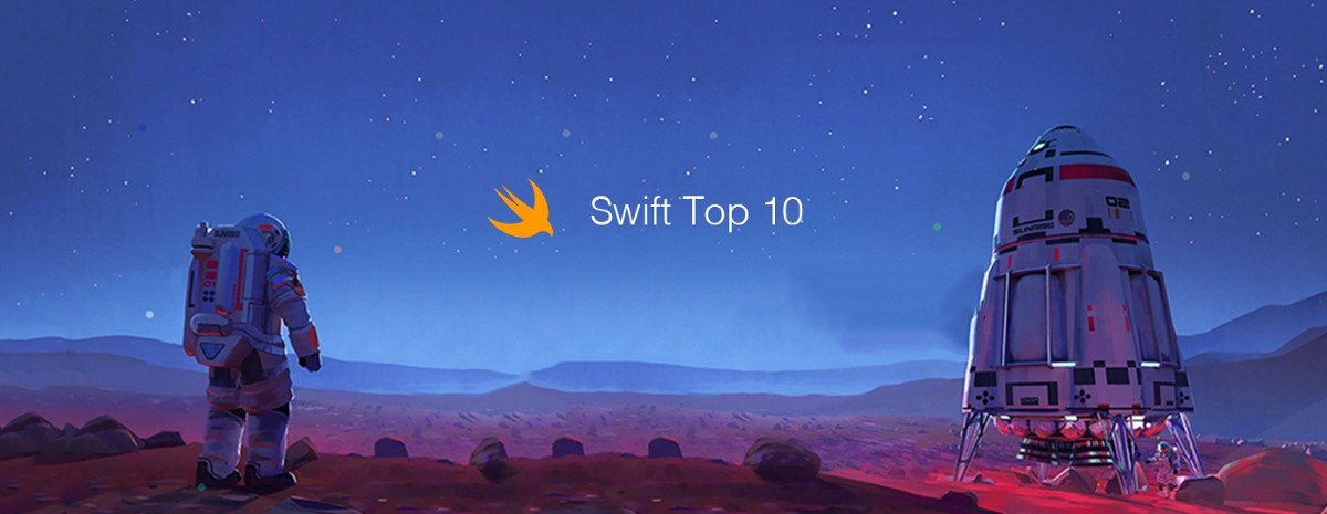 Swift Top 10 Articles for the Past Month (v.May 2018)