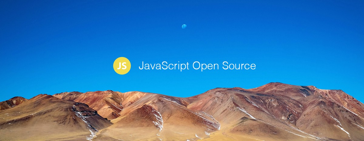 JavaScript Open Source of the Month (v.Aug 2018)