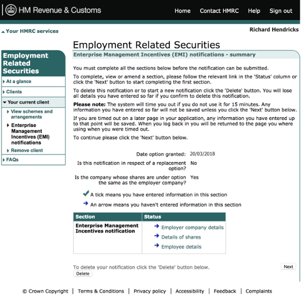 How to File An EMI Notification to HMRC - Capdesk - Medium